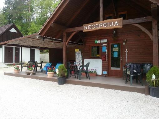 Reception Camp Vodenca