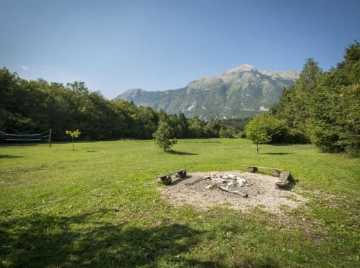 Fireplaces Camp Vodenca