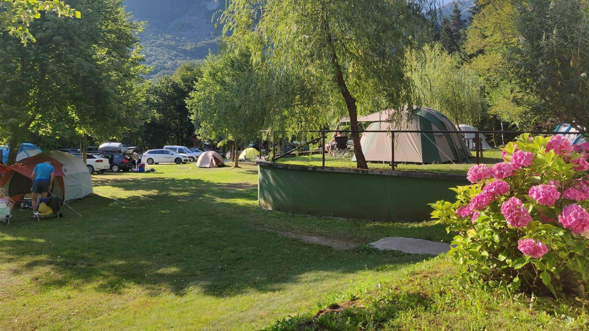 Kamp Vodenca